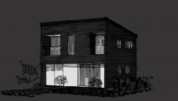 【完成見学会のお知らせ】BLACK×NATURAL MODERN!8/10.11.12米子市両三柳