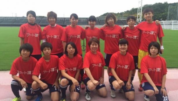 アート建工は、地元女子サッカーチームを応援します☆
