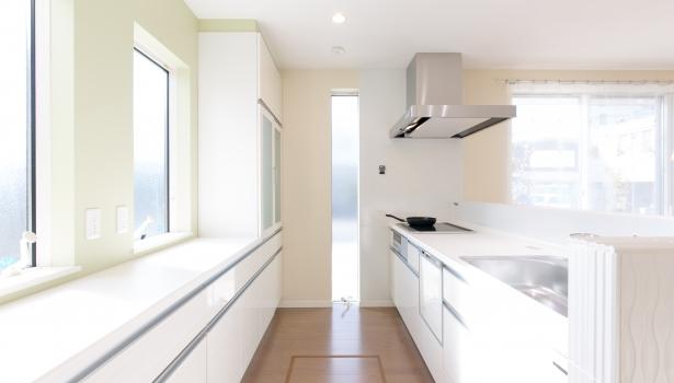 【設備・仕様の選び方】キッチン/背面収納