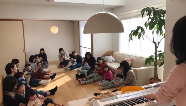 ひるままくらぶ☆親子リトミック教室