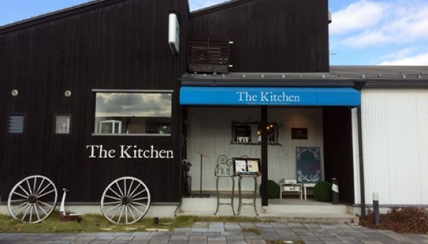 The Kitchen(島根県出雲市)でごはん。