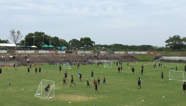 キッズサッカーフェスティバル開催しました!