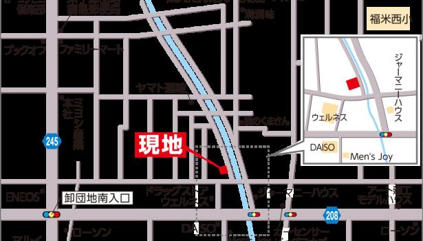 堀川分譲地内の≪見学会≫でお待ちしています!